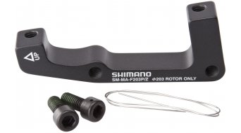 Shimano adattatore anteriore 203mm disco da Post-Mount a Marzocchi-Version SM-MA-F203P/Z