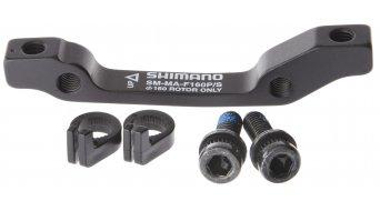 Shimano adapter első 160mm ROTOR von Post-Mount auf ISO-szabványos SM-MA-F160P/S