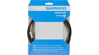 Shimano Bremsleitung 1700mm Gerade-/Banjo-Anschluss schwarz SM-BH90-SB für XTR, XT, SLX, Alfine