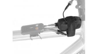 Busch & Müller E-Werk Puffer- rechargeable battery incl. bag/Klett tape and cable