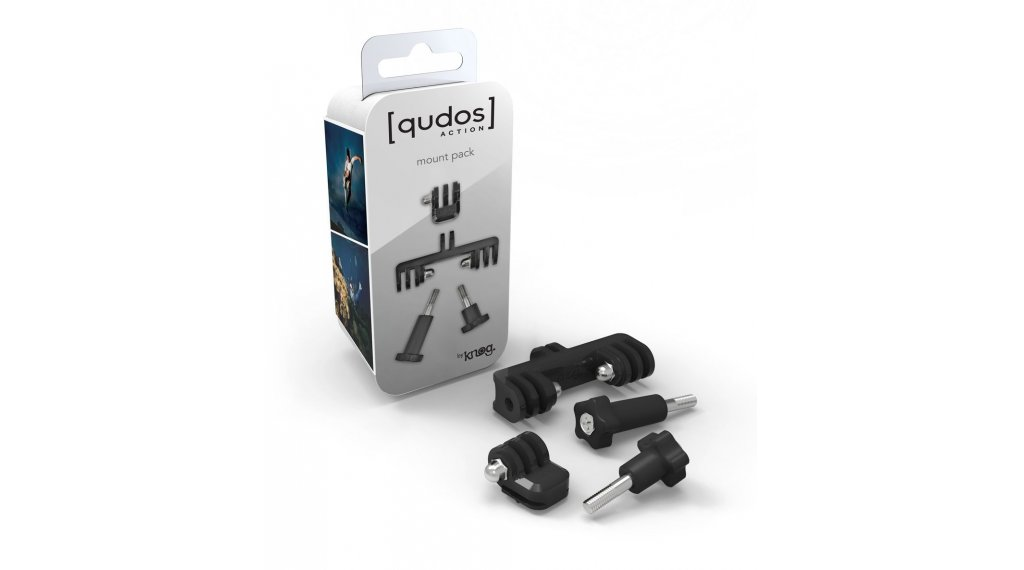 Knog qudos Action Light Halterungsset