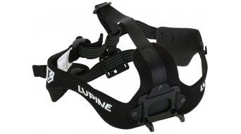 Lupine Heavy-Duty Stirnband für Wilma R schwarz