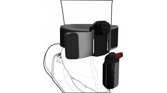 Specialized Stix Arm-/Bein-Halterung black