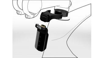 Specialized Stix Vorbau-Spacer-Halterung 10mm-Höhe black