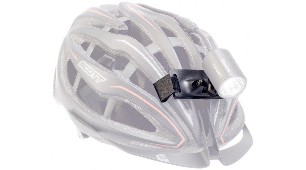 Sigma Sport 头盔基座 适用于 Karma EVO/PowerLED EVO 含有延长线 IION