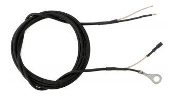 SON Koaxialkabel für Rücklicht, 190 cm, scheinwerferseitig konfektioniert und Anschlüsse für Rücklicht lose