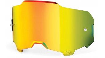 100% Arm ega Mirror Goggle-replacement glass unisize