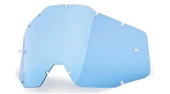 100% Gen. 2 Clear Goggle-Ersatzscheibe unisize (Anti-Fog-Lens)