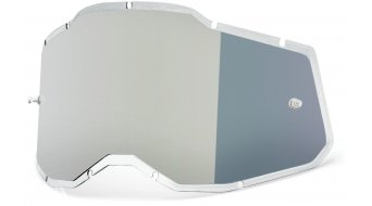 100% Gen. 2 Injected Clear Goggle-lente di ricambio . unisize (Anti-Fog Lens)