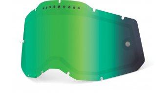 100% Gen. 2 Vented Dual Mirror Goggle-Ersatzscheibe unisize
