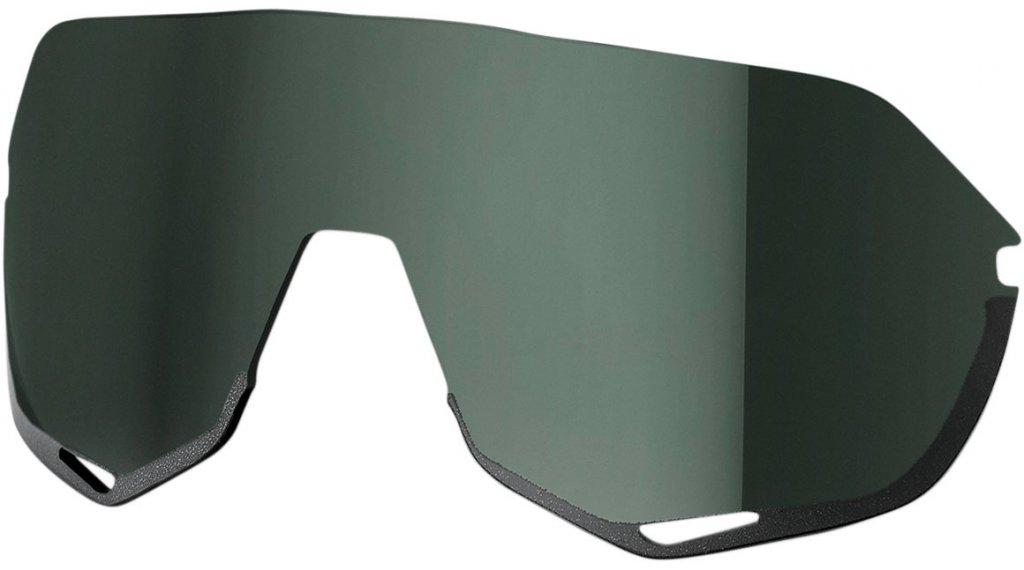 100% S2 Replacement lens Ersatzglas Gr. unisize grey/green