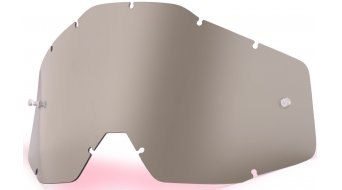 100% Clear kids/Youth Google-replacement glass size  unisize  smoke (Anti-Fog-Lens)