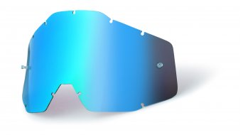 100% Mirror 儿童/Youth Goggle-备用镜片 (Anti-Fog Mirror Lens)