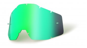 100% Youth Goggle cristal de recambio (Anti-fog mirror lens)