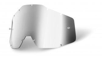 100% Mirror Kinder/Youth Goggle-Ersatzscheibe (Anti-Fog Mirror Lens)