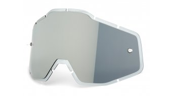 100% Injected Mirror Goggle cristal de recambio (Anti-Fog)