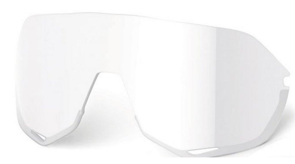100% S2 Replacement lens Ersatzglas Gr. unisize clear
