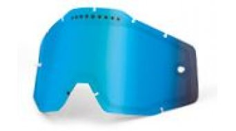 100% Vented Dual Mirror Goggle-备用镜片 (Anti-Fog Mirror Lens)