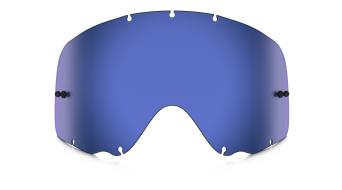 Oakley Crowbar MX Lexan cristal de recambio negro ice iridium