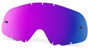 Oakley Crowbar MX Lexan cristal de recambio violet iridium