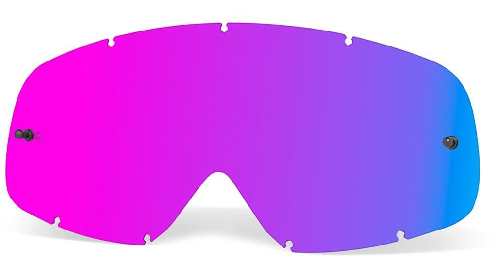 Oakley O Frame MX Lexan Ersatzscheibe violet iridium
