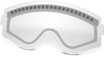 Oakley L/E Frame Dual Vented MX cristal de policarbonato Lexan® clear