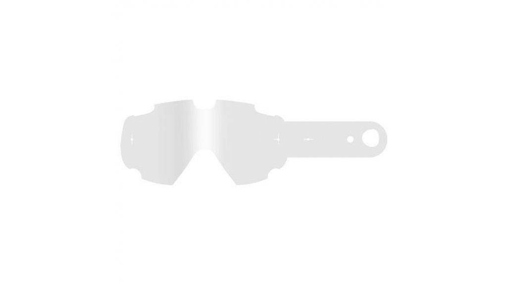ONeal B-30 Youth Goggle Tear-Off Abreißfolie (10 Stk.) clear