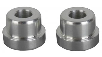 FOX aluminium shock bushings (2-tlg) 15,75x8mm