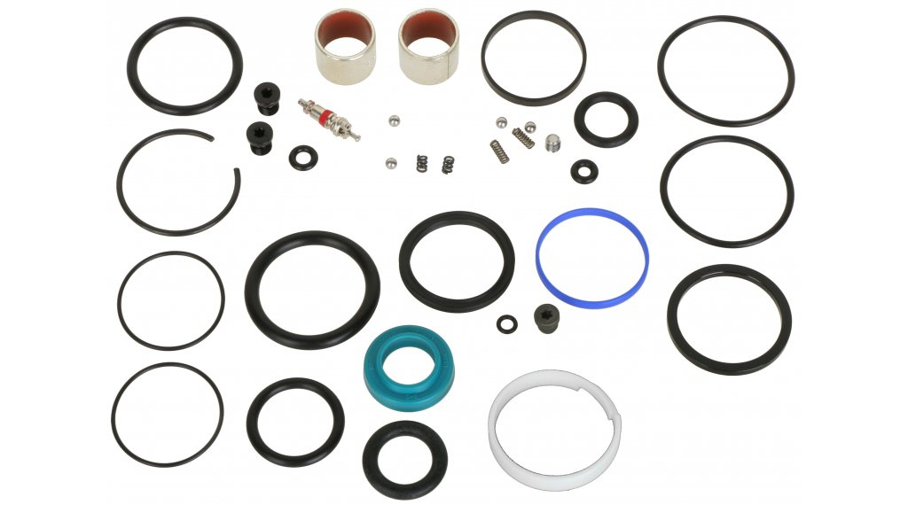 Rock Shox shock Service kit Kage 2013 (Produktion nach 01.01.2013)