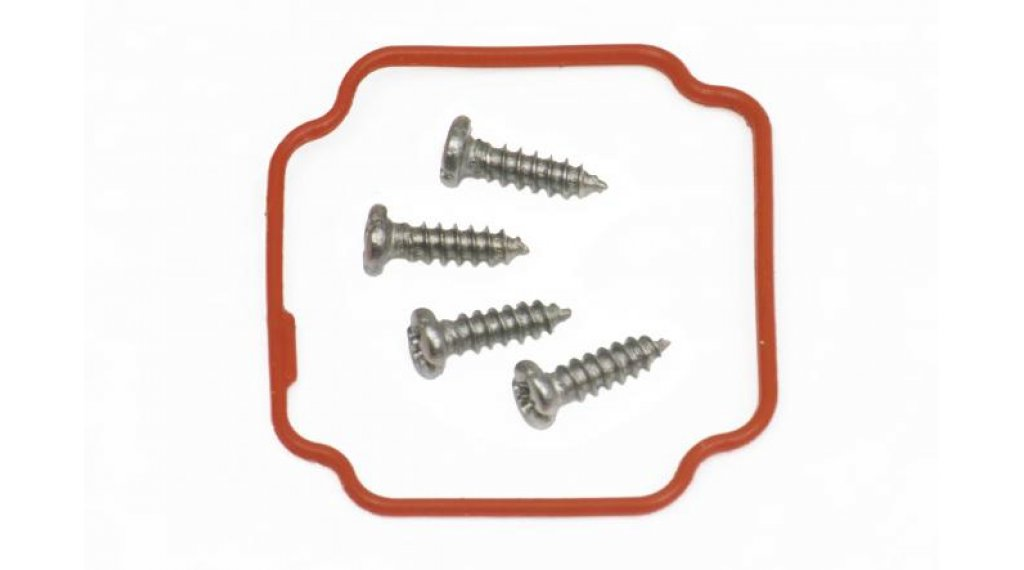 Bosch kit mounting screws and sealing for Remote- connection 4 screws and 1 sealing