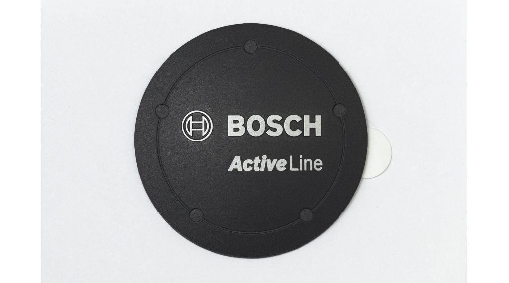 Bosch Logo-Deckel ActiveSchwarz
