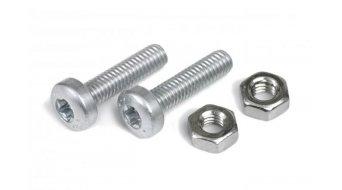 Bosch Schrauben-Kit für Rahmenakku-Schloss, 2x Muttern M4, 2x Torx-Linsenschraube M4x20