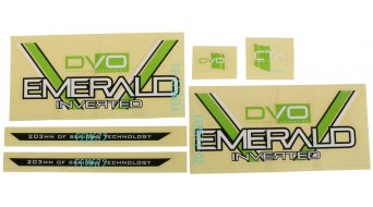 DVO Emerald Decal Set