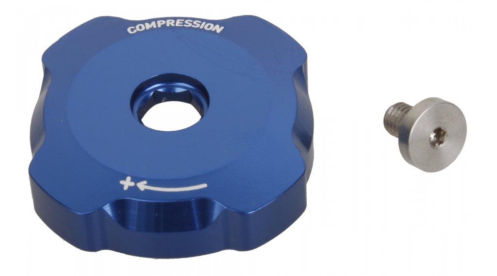 Rock Shox Federgabel Einstellknopf 2010 Motion Control IS Compression Damper Adjuster Knob