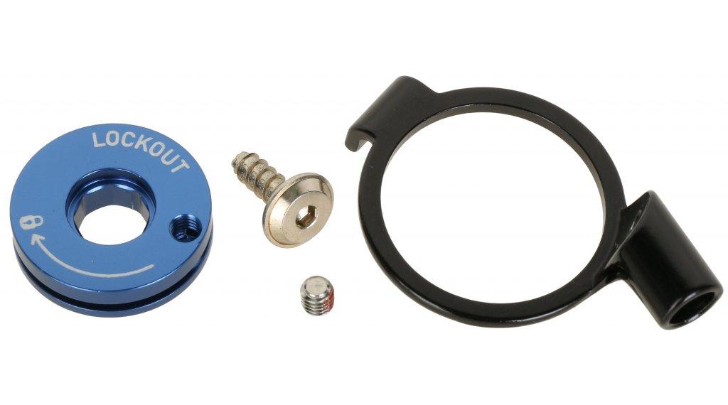 Rock Shox Federgabel Einstellknopf Remote Spool and Clamp Kit X30
