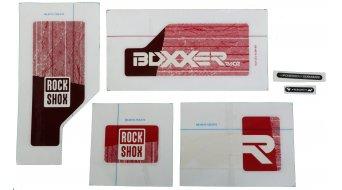 Rock Shox suspension fork sticker/Decals