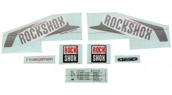 Rock Shox Federgabel Aufkleber / Decals