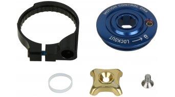 Rock Shox Federgabel Ersatzteil Motion Control DNA Remote 10mm Silver SIDB/Reba RLT A2-A3 (2013-16)
