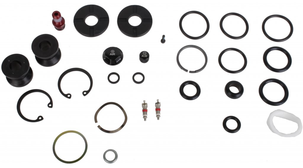 Rock Shox Federgabel Service Kit Reba 2009-2011 DualAir/Motion Control