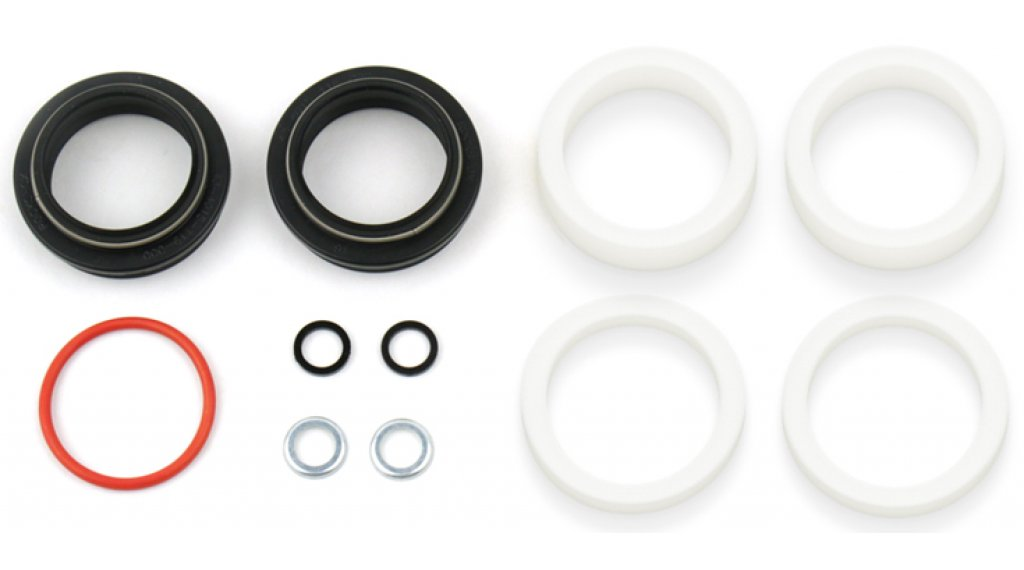 RockShox SKF Wiper Seal Kit Dichtungskit für SID / Revelation / Reba / Argle / Sektor / Tora / Recon / XC32 32mm Flange