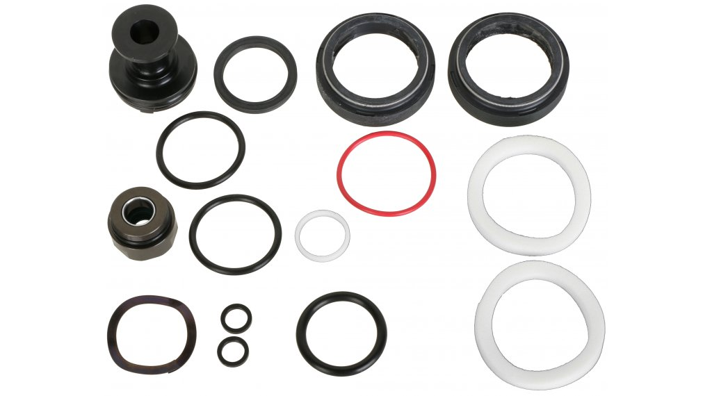 RockShox suspension fork Service kit 200 hour/1 year Pike/Pike DJ Solo Air A1 (2015-2017)