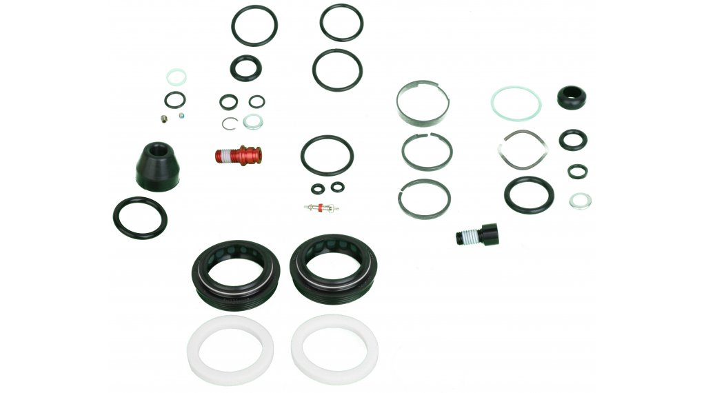 Rock Shox Federgabel Service Kit (Full) Sid/Reba Solo Air (A2-A3) (black Seals) Mod. 2013-2014