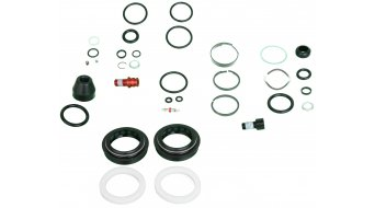 Rock Shox forcella Service kit (Full) SID/Reba Solo Air (A2-A3) (black Seals) mod. 2013-2014