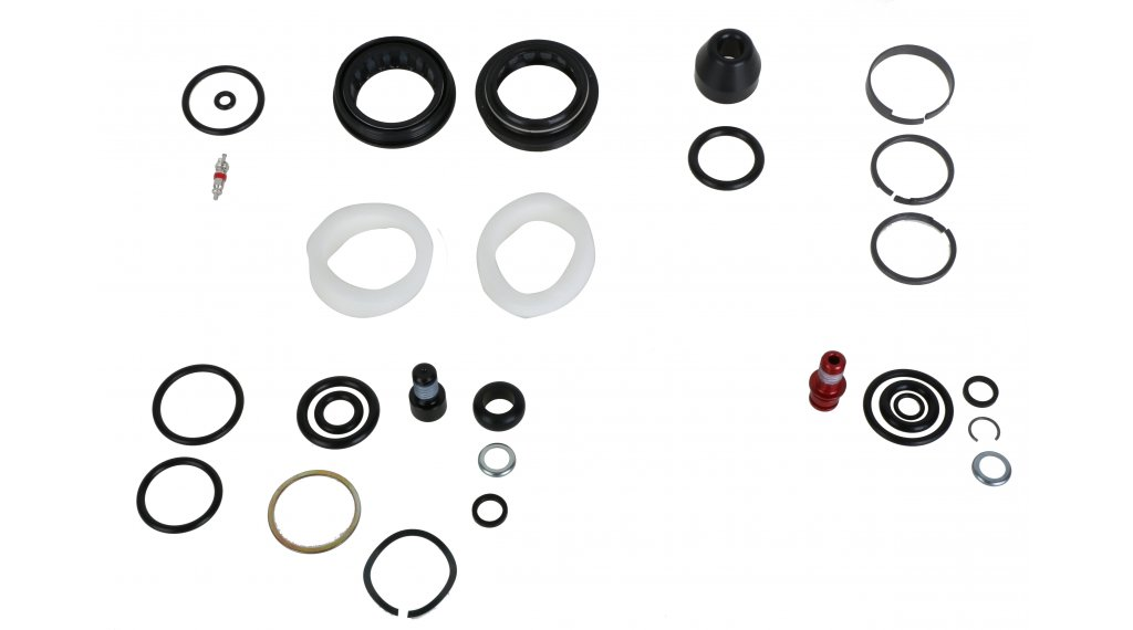 Rock Shox Federgabel Service Kit (Full) Revelation Solo Air (A2-A3) (black Seals) Mod. 2013-2016