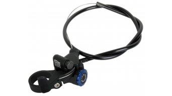 Rock Shox Fernbedienung 17mm Kabelzug PopLoc Adjust Einstell-Hebel inkl.Seilzug rechts verstellbar