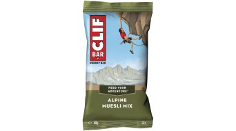 Clif Bar barre Alpine Müsli Mix barre
