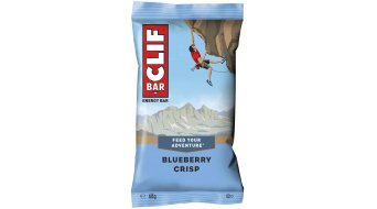Clif Bar barre Blueberry Crisp (myrtille) Box avec 12*68g- barre