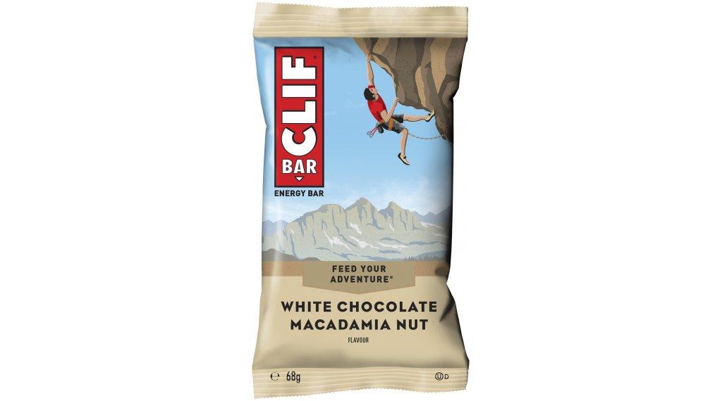 Clif Bar Riegel White Chocolate Macadamia (Macadamia-Weiße Schokolade) 68g-Riegel