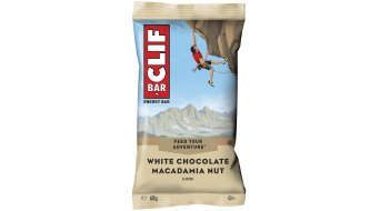 Clif Bar barre White Chocolate Macadamia (Macadamia-blanc chocolat) barre