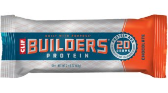 Clif Bar Builder`s Protein Bar Chocolate (Schokolade)